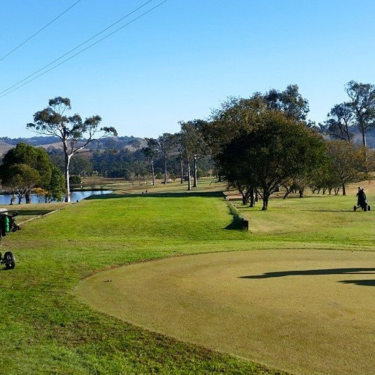 dungog and district golf course